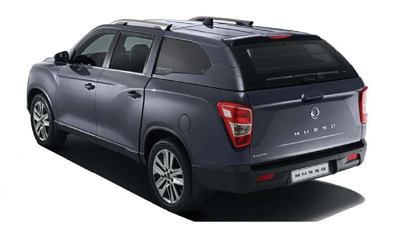 CLDA automobiles accessoireHARD TOP INTEGRAL