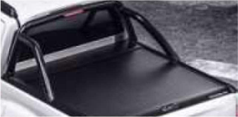 CLDA automobiles accessoireROLL BAR INOX MUSSO