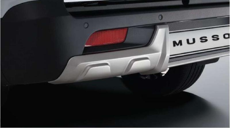 CLDA automobiles accessoireSKI DE PROTECTION ARRIERE MUSSO
