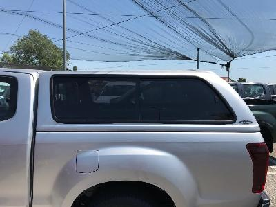 clda auto HARD TOP CARRYBOY DMAX Space DDI 2018