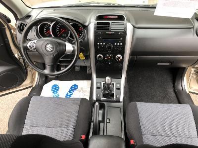 clda auto SUZUKI  1,6L 3 portes