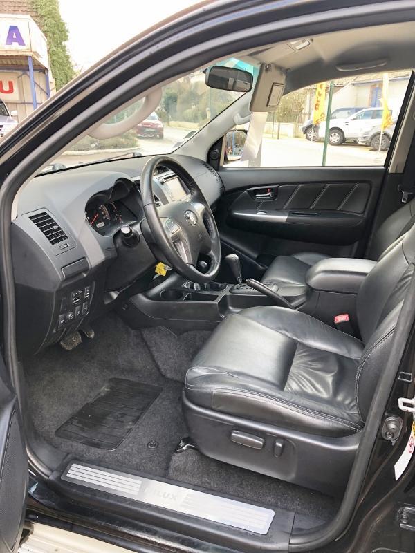 CLDA automobiles TOYOTA  3,0L D4D Double Cabine 3,0L 171ch INVINCIBLE