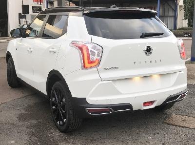 clda auto SSANGYONG  160 eXDI Série Limitée TECH 2WD