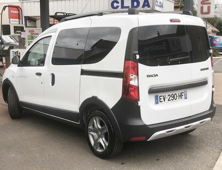 CLDA automobiles DACIA  1,5L DCI 90 Stepway