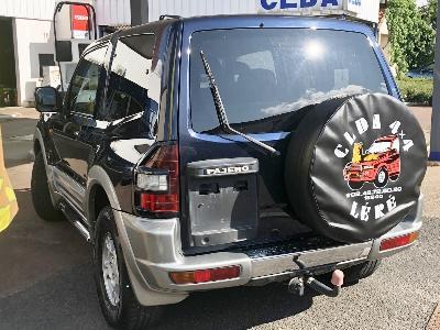 clda auto MITSUBISHI  3,2 DID EXEED 3 portes