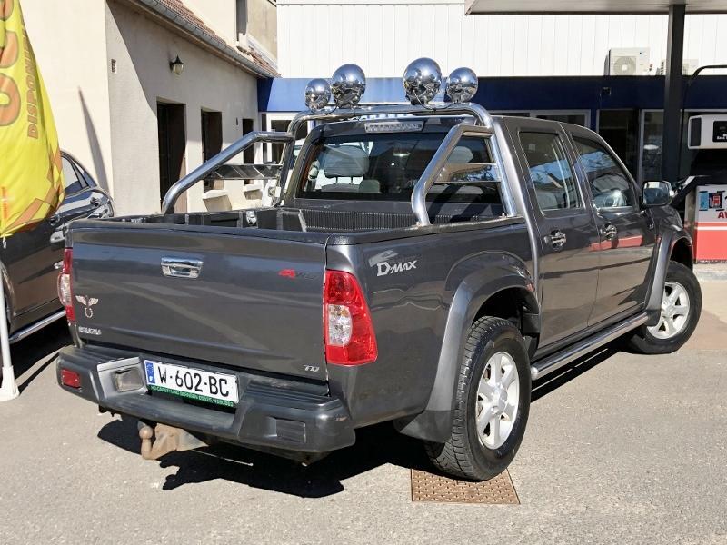CLDA automobiles ISUZU  2,5L TDI Double Cabine LS