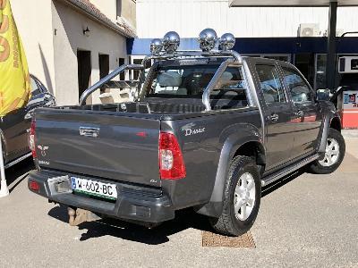 clda auto ISUZU  2,5L TDI Double Cabine LS