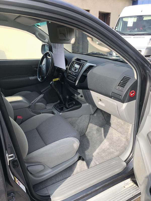 CLDA automobiles TOYOTA  3,0L D4D 171ch Double Cabine