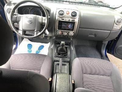 clda auto ISUZU  3,0L TDI Crew Cabine, LS