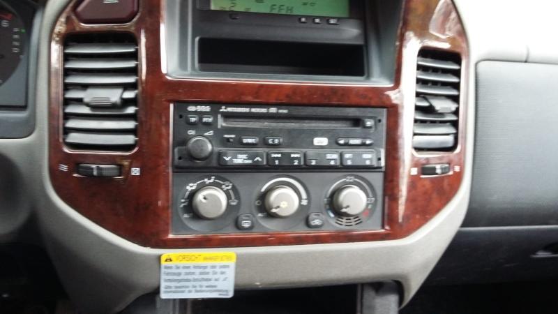CLDA automobiles MITSUBISHI  3,2 DID  3 portes EXEED