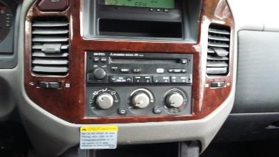 clda auto MITSUBISHI  3,2 DID  3 portes EXEED