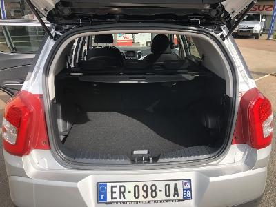 clda auto SSANGYONG  160 eXDI 115 ch, PACK SPORT BITON 4WD