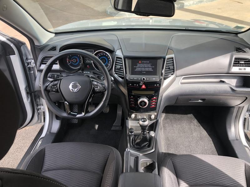 CLDA automobiles SSANGYONG  160 eXDI 115 ch, PACK SPORT BITON 4WD
