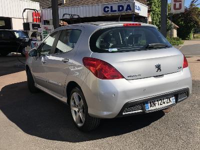 clda auto PEUGEOT  1,6L THP 156 cv Féline
