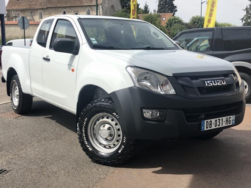 CLDA automobiles ISUZU  2,5L Bi TDI Space cabine SATELLITE