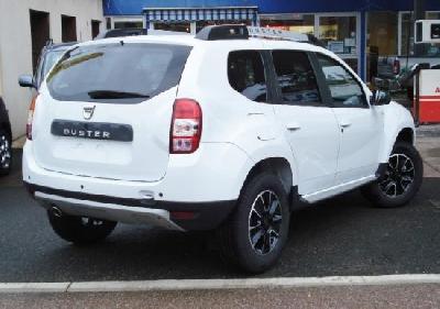 clda auto Dacia  DCI 110 BLACK SHADOW 2WD