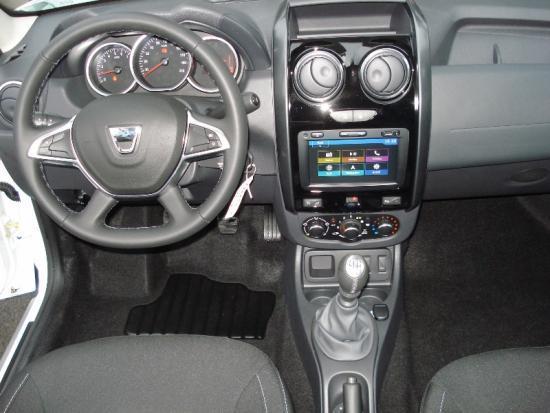 CLDA automobiles Dacia  DCI 110 BLACK SHADOW 2WD