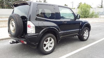 clda auto MITSUBISHI  3,2 DID 3 portes DAKAR