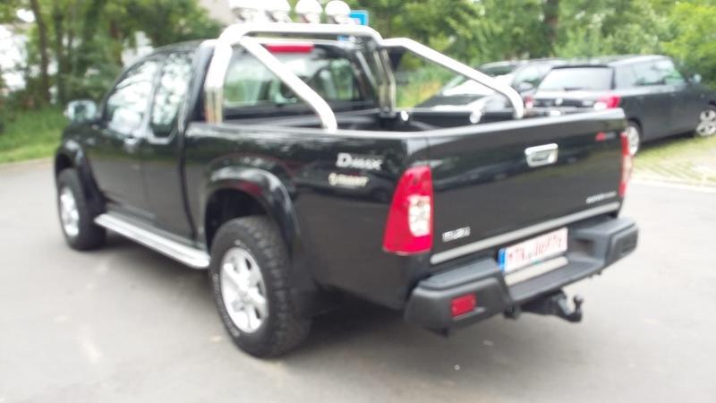 CLDA automobiles ISUZU  2,5L TDI SPACE CAB LS
