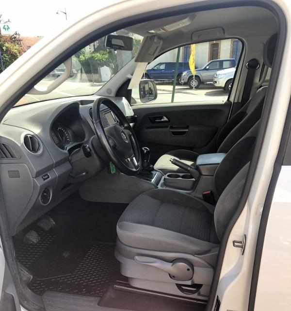 CLDA automobiles Volkswagen  2,0L TDI 163cv Double Cabine 4WD