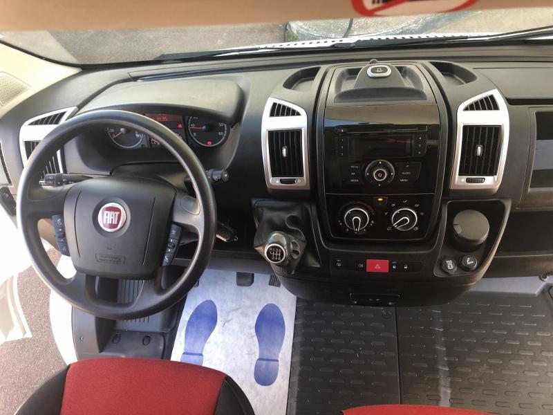 CLDA automobiles Fiat  3.3 MH2 2.3 L MULTIJET 130