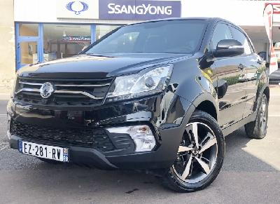 clda auto SSANGYONG  2,2L eXDI 178ch, PACK SPORT