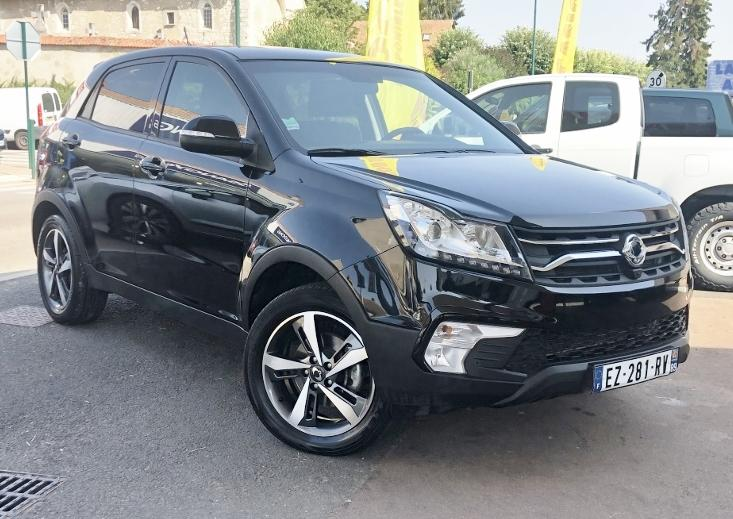 CLDA automobiles SSANGYONG  2,2L eXDI 178ch, PACK SPORT