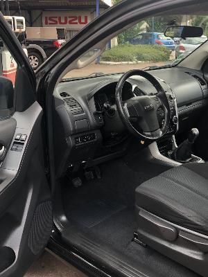 clda auto ISUZU  2,5L BiTDI, 163 ch, SPACE SOLAR BV6