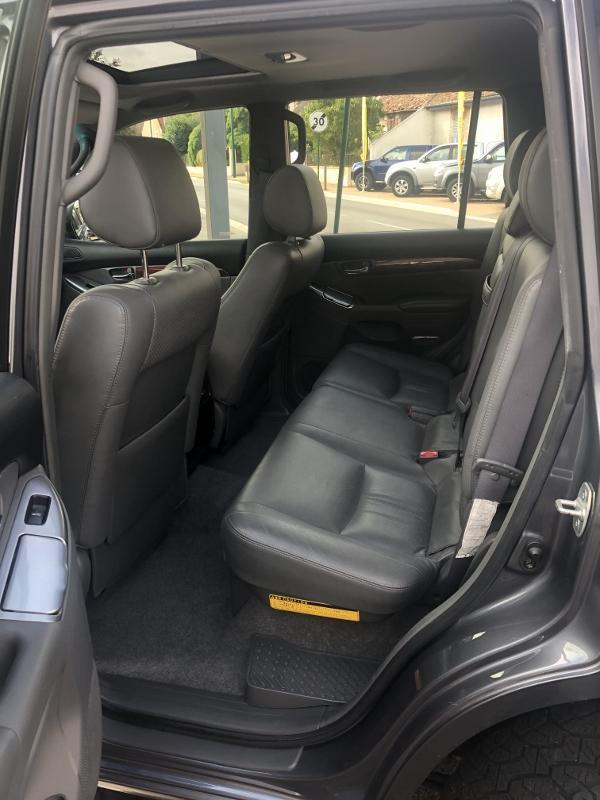 CLDA automobiles TOYOTA  3,0 L D4D 165 ch 5 portes 8 places EXECUTIVE