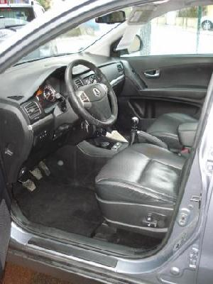 clda auto Ssangyong  2,0L eXDI LUXE 175ch 2WD