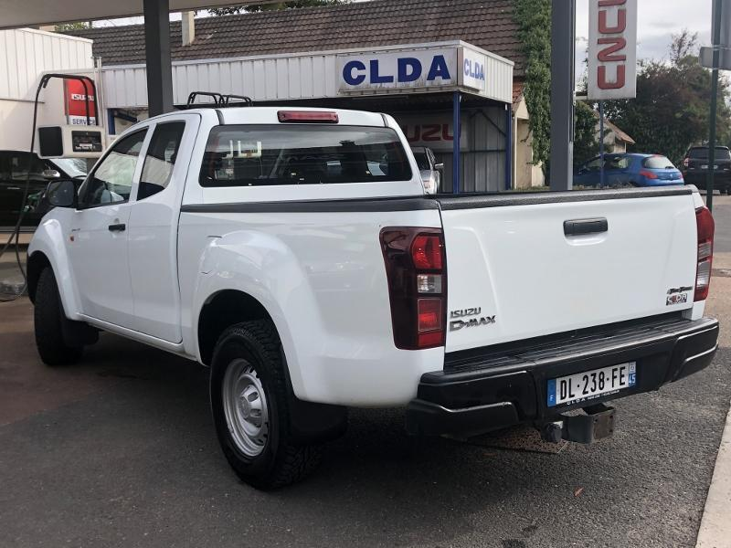 CLDA automobiles ISUZU  2,5 L BiTDI Space SATELLITE 4 places