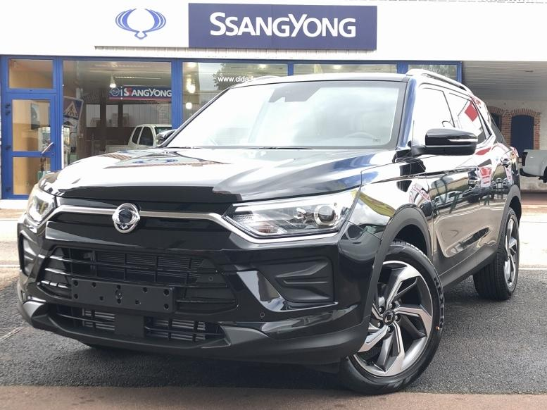 CLDA automobiles SSANGYONG  1,6L eXDI 136 ch LIMITED