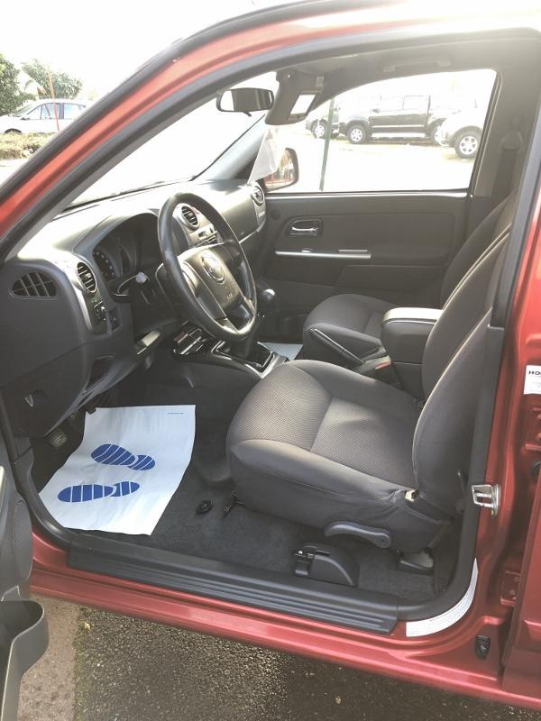 CLDA automobiles ISUZU  3,0 L TDI CREW LS