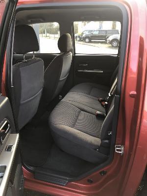 clda auto ISUZU  3,0 L TDI CREW LS