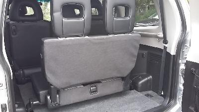 clda auto MITSUBISHI  3,2 DID DAKAR, 5 portes, 7 places