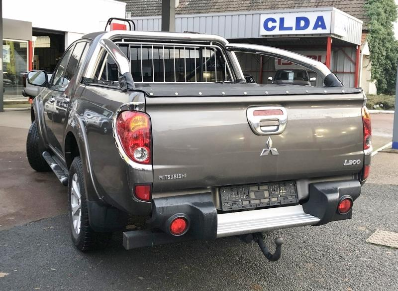 CLDA automobiles MITSUBISHI  2,5L DID Double Cabine INSTYLE 178 ch BVA