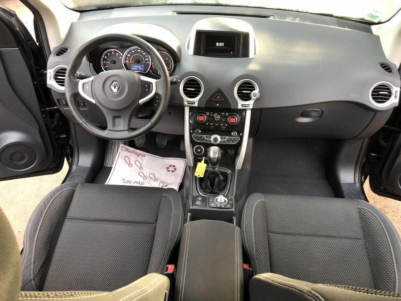 CLDA automobiles Renault  2,0 DCI 150 EXCEPTION 4x4