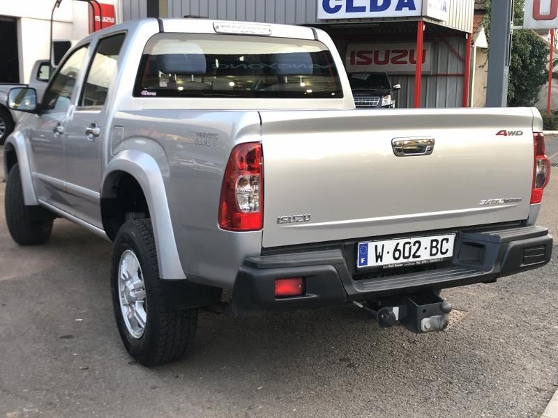 CLDA automobiles ISUZU   CREW 3,0L TDI LS BVA