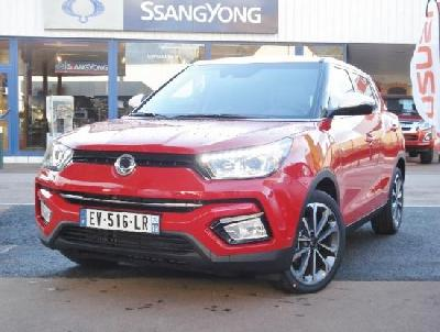 clda auto Ssangyong  160 eXDI Bi-ton Safety Pack 2WD