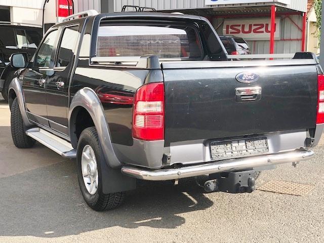 CLDA automobiles FORD  2,5L TDI Double Cabine LIMITED