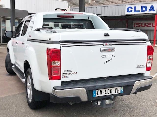 CLDA automobiles ISUZU  2,5L BiTDI Crew 163 ch, QUASAR BVA