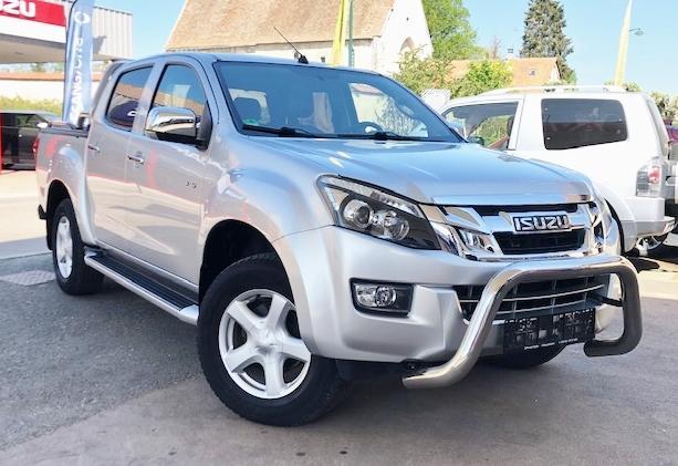 CLDA automobiles ISUZU  2,5L BiTDI Crew QUASAR BVA 163 ch