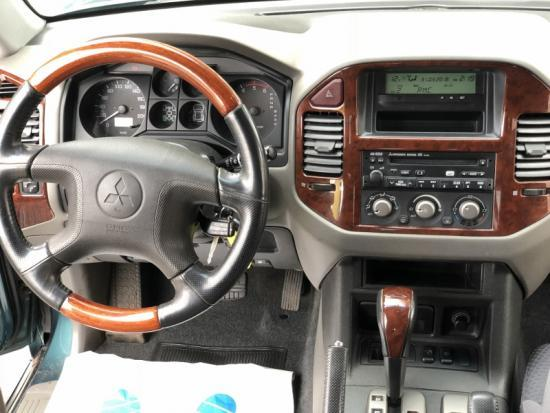 CLDA automobiles Mitsubishi  3,2 DID 3p INTENSE BVA