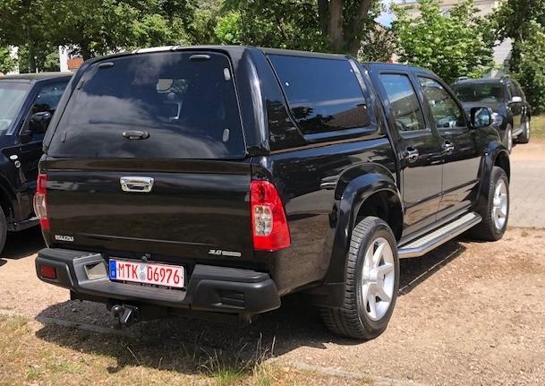 CLDA automobiles ISUZU  3,0 L TDI Double Cabine LS
