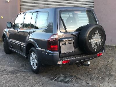 clda auto MITSUBISHI  3,2 DID INTENSE BVA,  5 portes,7 places