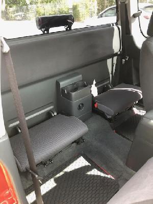 clda auto ISUZU  3,0L TDI SPACE CAB LS BVA