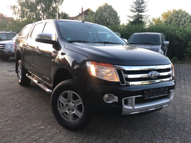 CLDA automobiles FORD   3,2 TDCI 200 ch Double cabine Limited