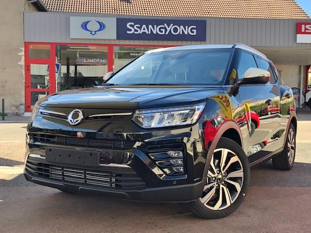 CLDA automobiles SSANGYONG  1,6L DID 136 LIMITED BVA 2WD