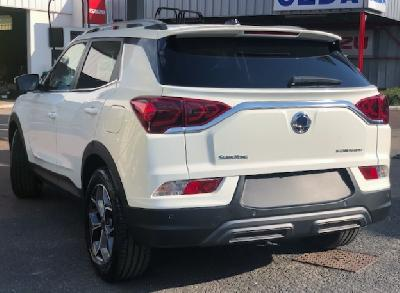 clda auto SSANGYONG  1,6L DID 136 BV6 LIMITED