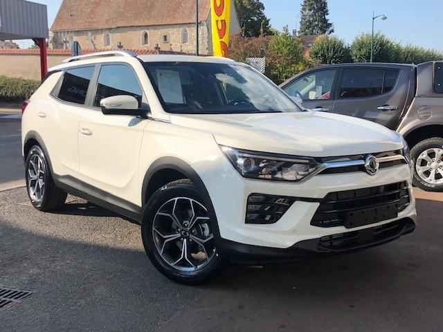 CLDA automobiles SSANGYONG  1,6L DID 136 BV6 LIMITED